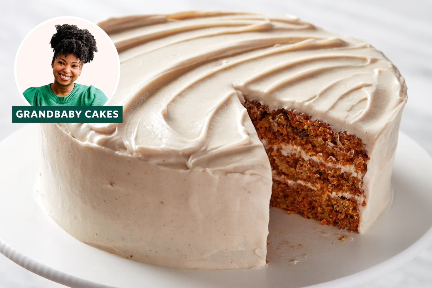 The Unexpected Technique That Makes This Carrot Cake So Good