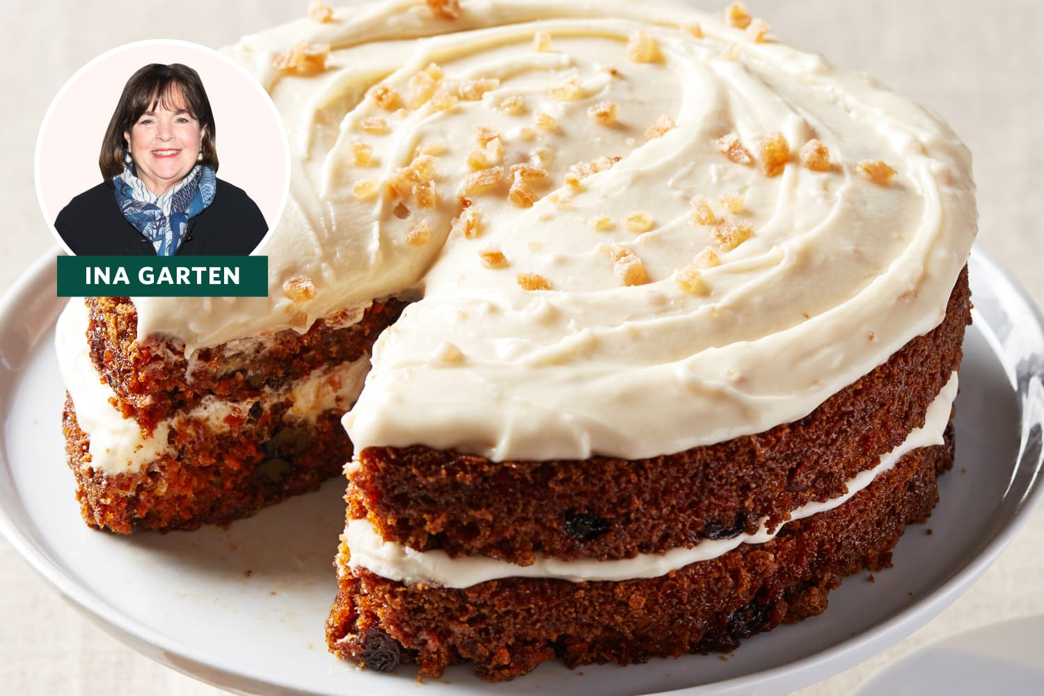 """I Tried Ina Garten's """"Foolproof"""" Carrot Cake and Did Not Expect These Results"""