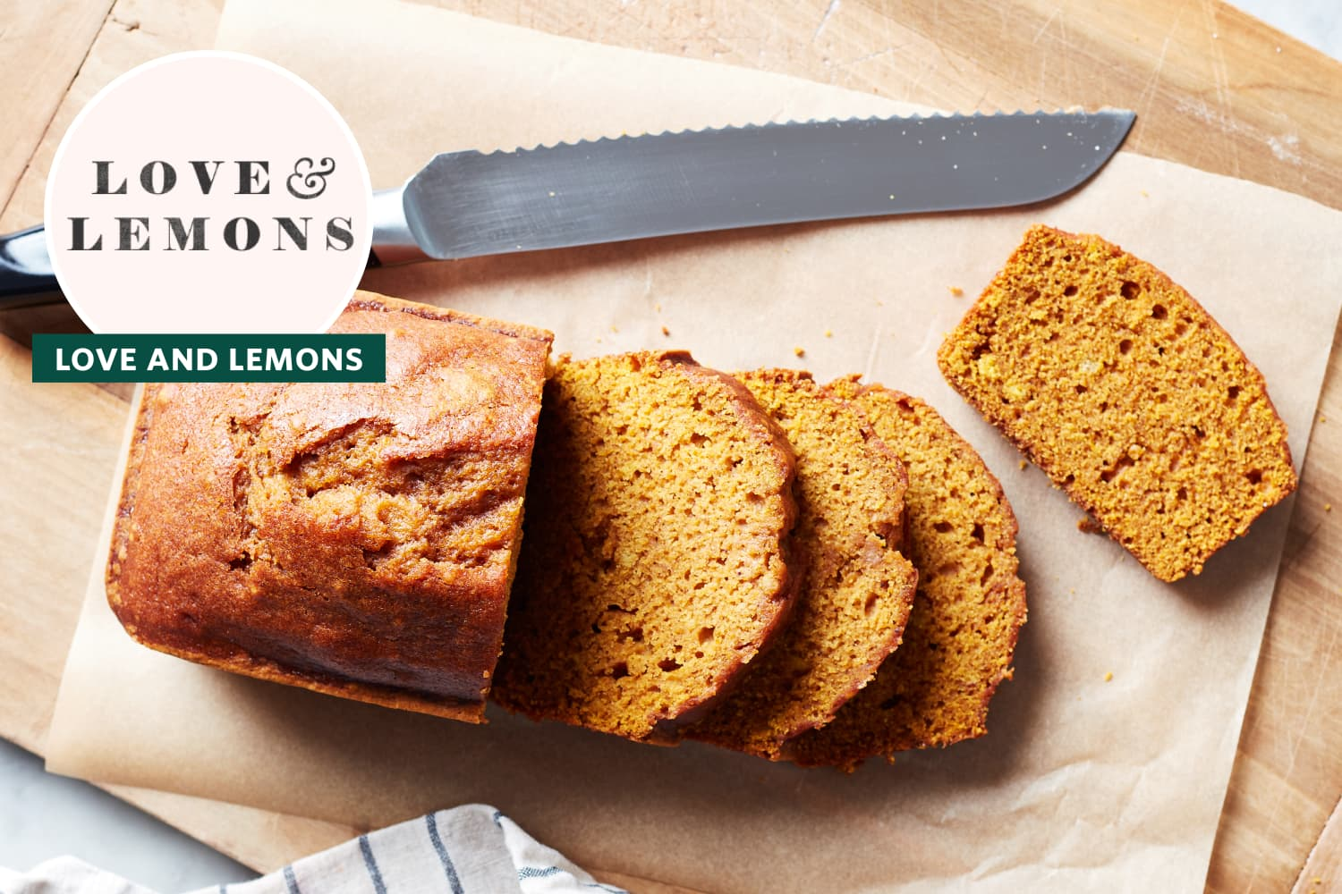 I Tried the Internet's Favorite Healthy Pumpkin Bread and Did Not Expect These Results
