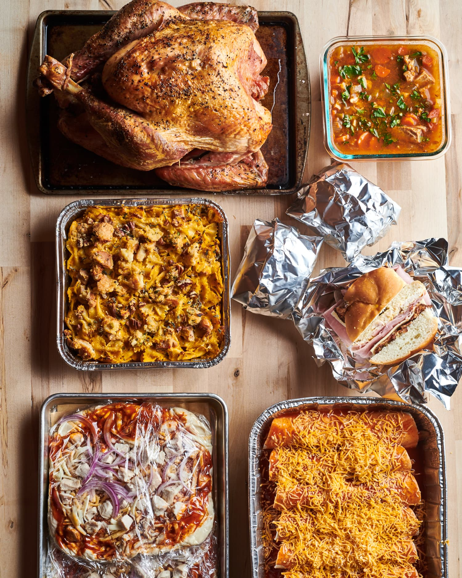 Yes, You Should Still Roast a Whole Turkey This Year — Then Turn It into 9 Dinners to Stash in the Freezer