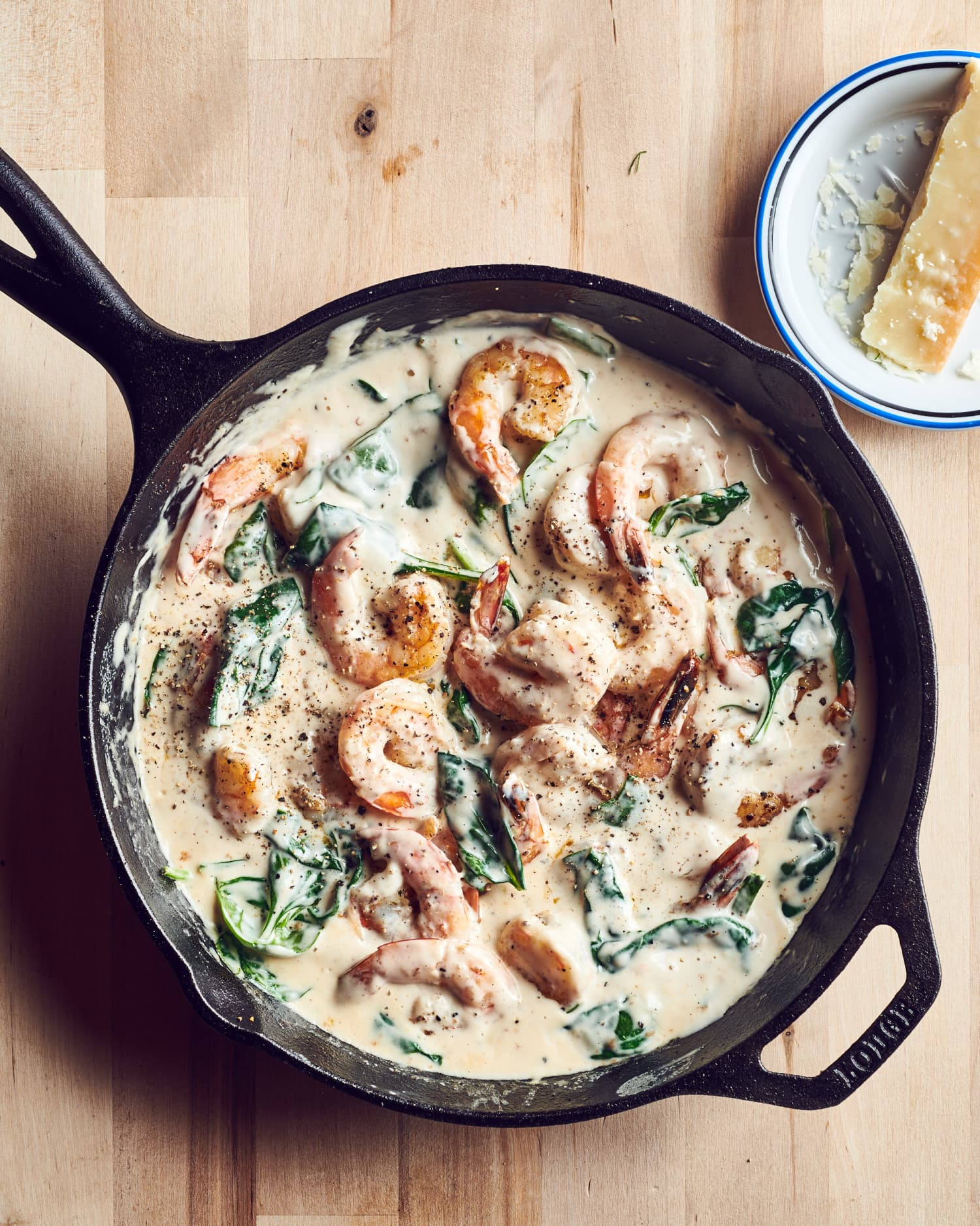 The 20-Minute Creamy Shrimp Dinner You'll Want to Make on Repeat
