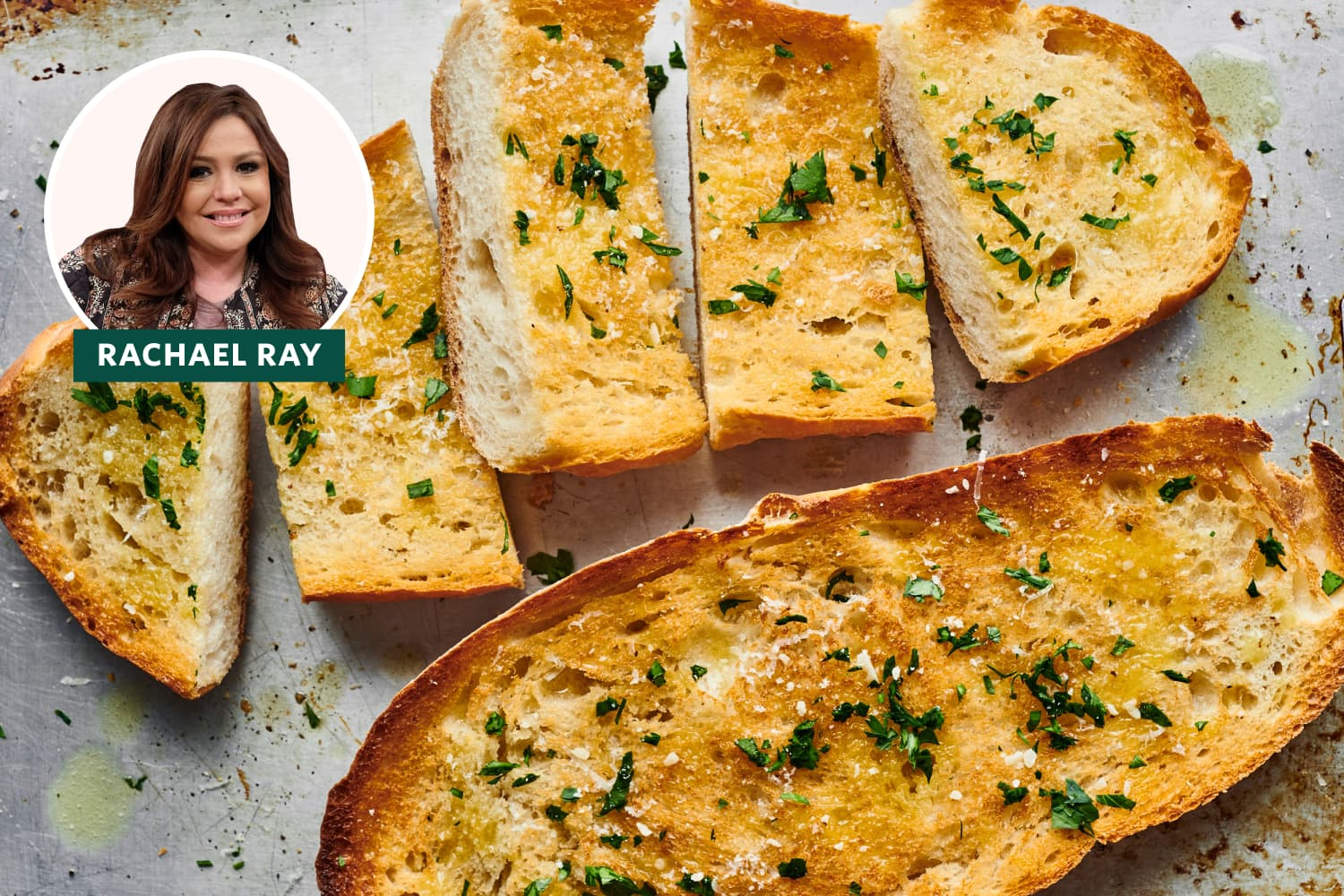 Rachael Ray's Garlic Bread Is as Easy as It Gets. But Is It Too Good to Be True?