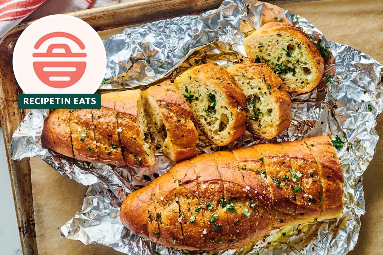 I Tried the Internet's Most Popular Copycat Recipe of Domino's Garlic Bread
