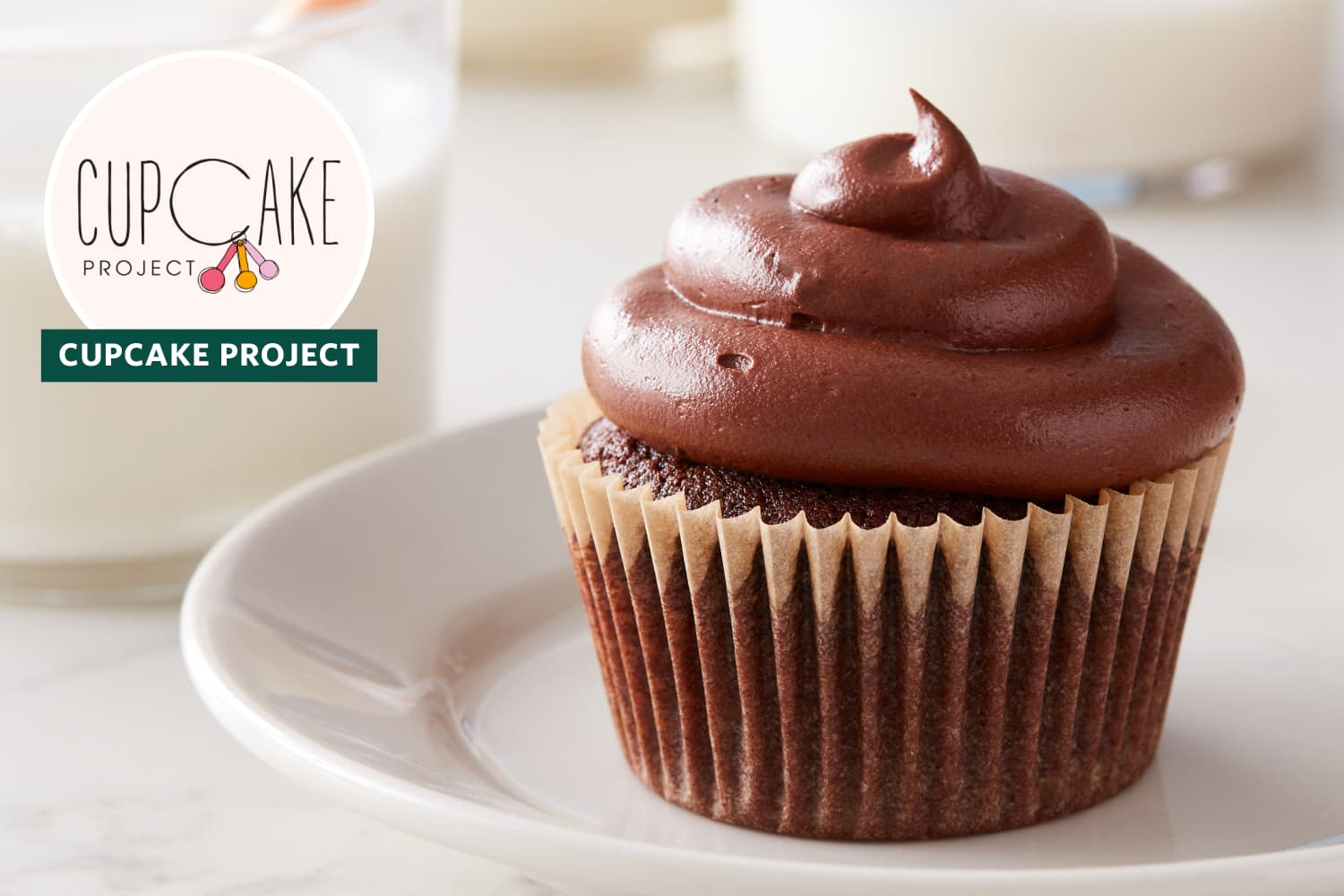 This Blogger Spent a Year Developing Her Chocolate Cupcake Recipe — And It's Perfect