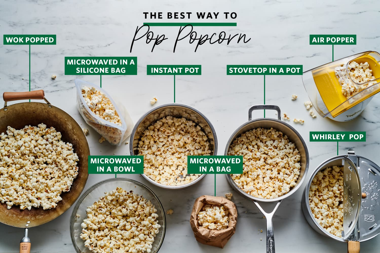 We Tried 8 Methods for Popping Popcorn and the Winner Is a Delightful Throwback
