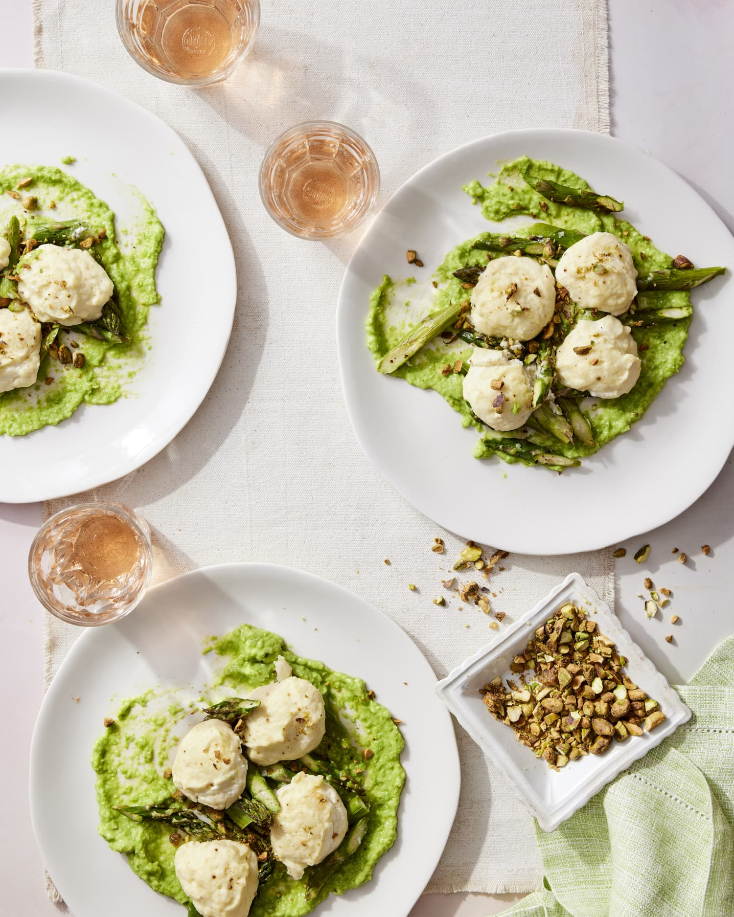 These Pillowy Lemon Ricotta Dumplings Are the Best Thing I've Made All Spring