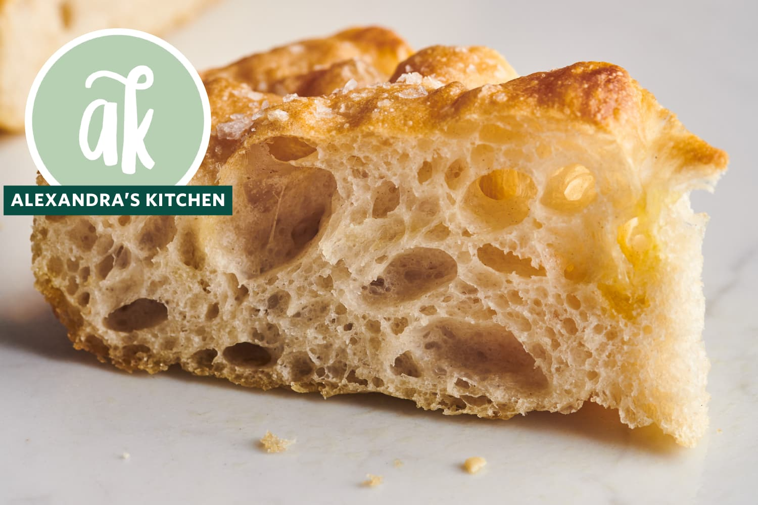 This Impossibly Easy No-Knead Focaccia Recipe Practically Makes Itself