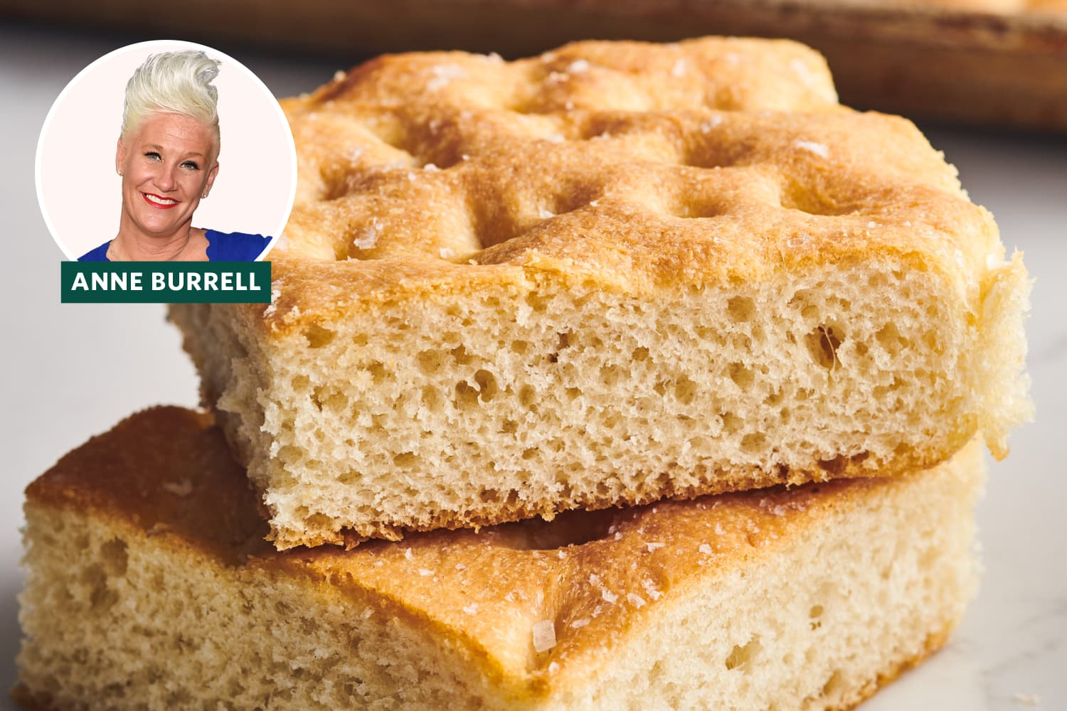 Anne Burrell's Focaccia Has Hundreds of 5-Star Reviews. But Is It Worth the Hype?