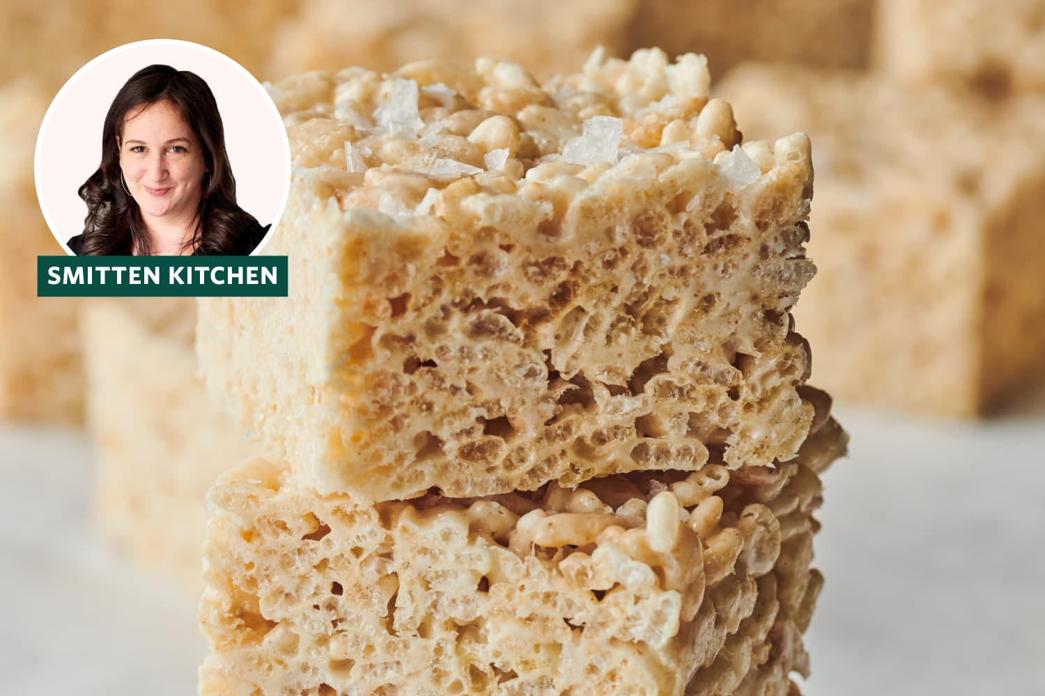This Simple Upgrade Drastically Improves Rice Krispies Treats