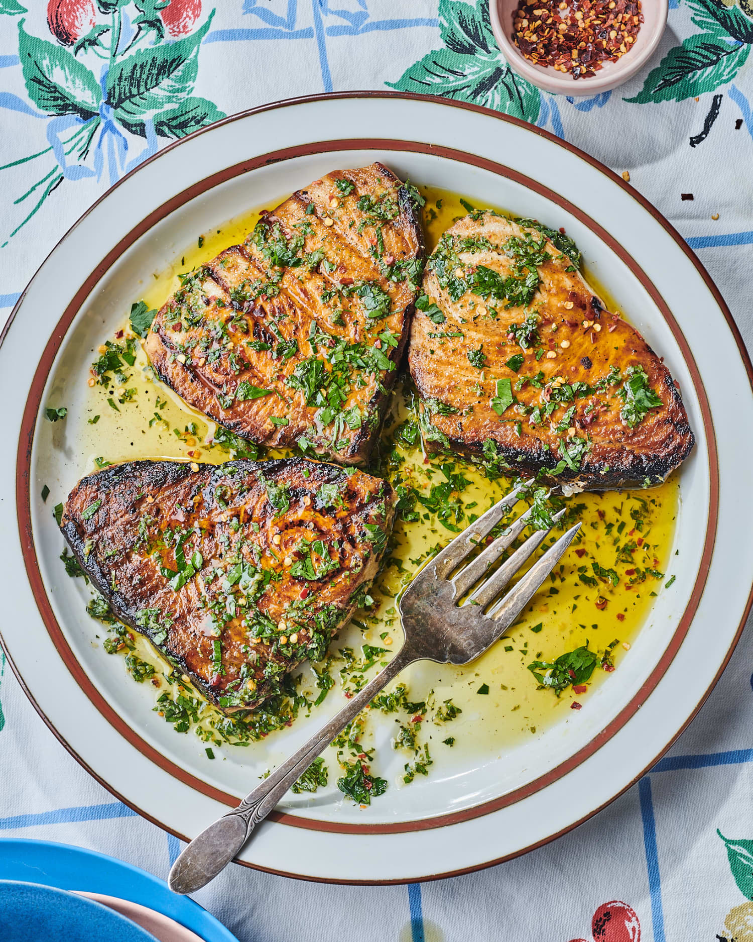 Swordfish Is the Perfect Choice for Grilling. Here's How to Do It.