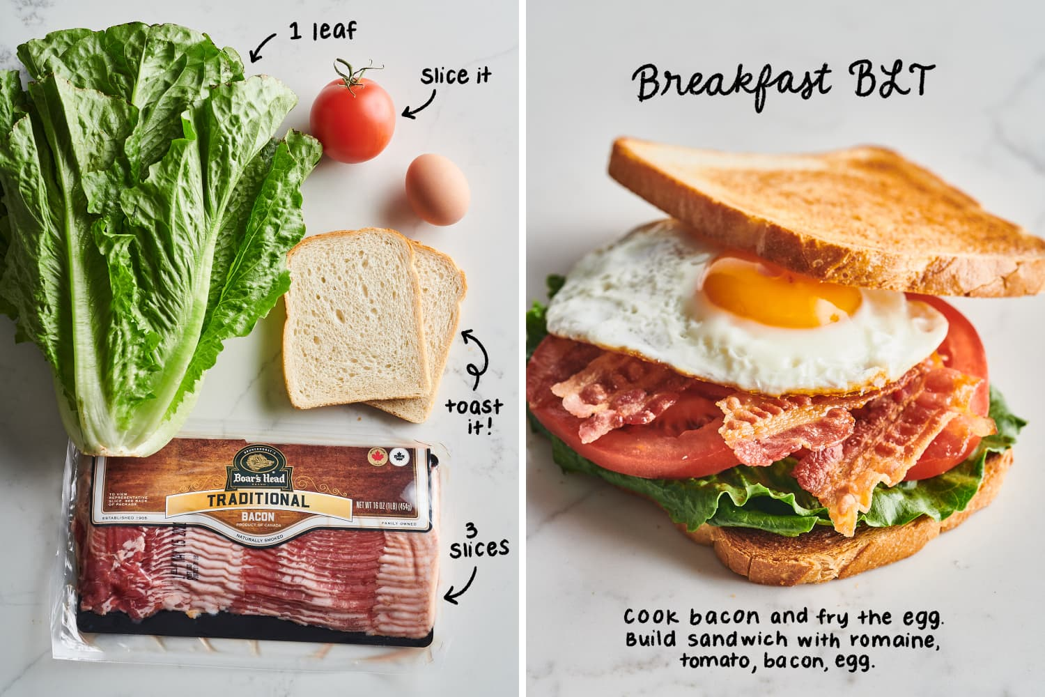 These 5-Ingredient Egg Sandwiches Will Make You So Excited for Breakfast