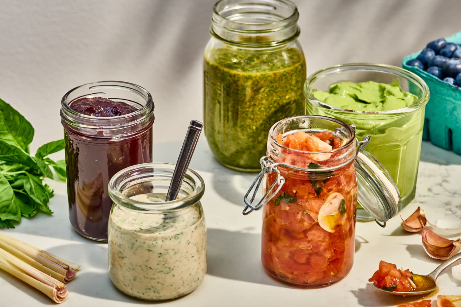 The 5 Essential Sauces of Summer 2021
