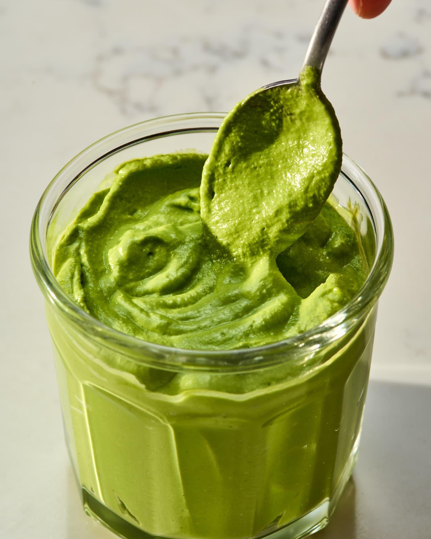 I Always Make a Double Batch of This Green Goddess Pesto Sauce
