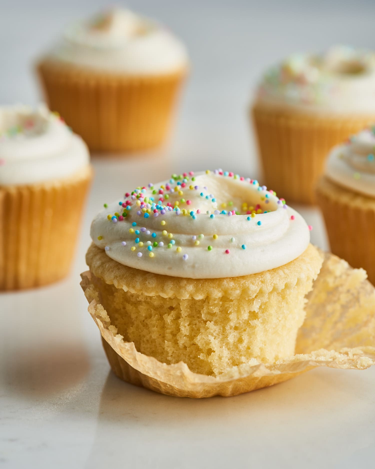 I Tried Magnolia Bakery's Vanilla Cupcake Recipe, and Now I Understand the Hype