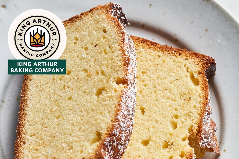 "I Tried King Arthur Baking's ""Velvet"" Pound Cake (It's Shockingly Simple to Make)"