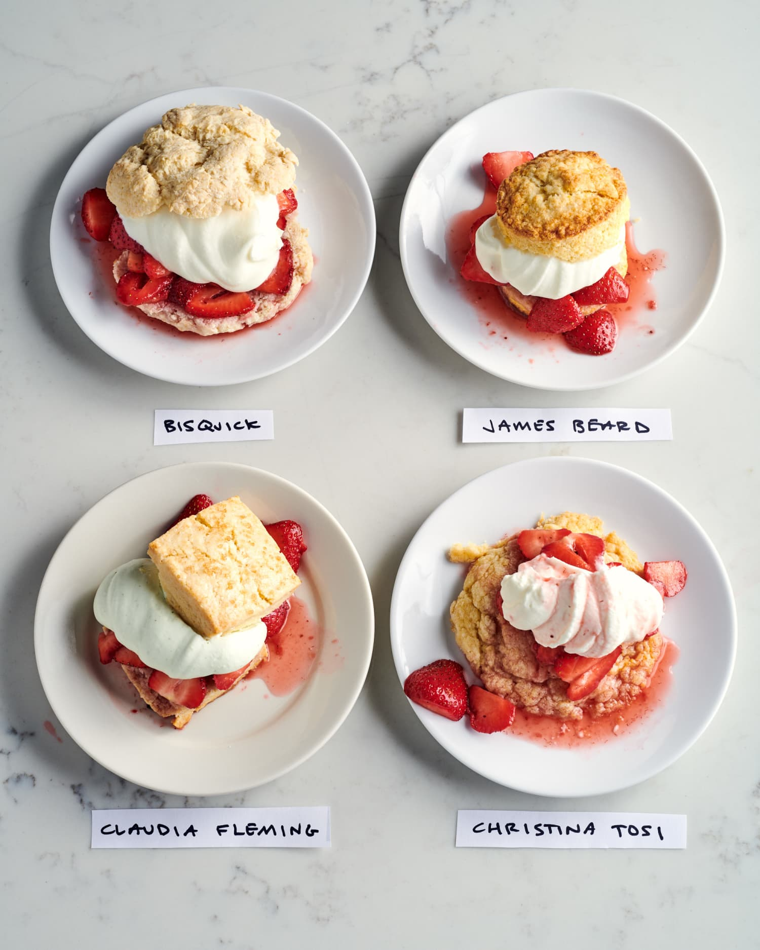 We Tested 4 Famous Strawberry Shortcake Recipes and the Winner Features a Wild Technique