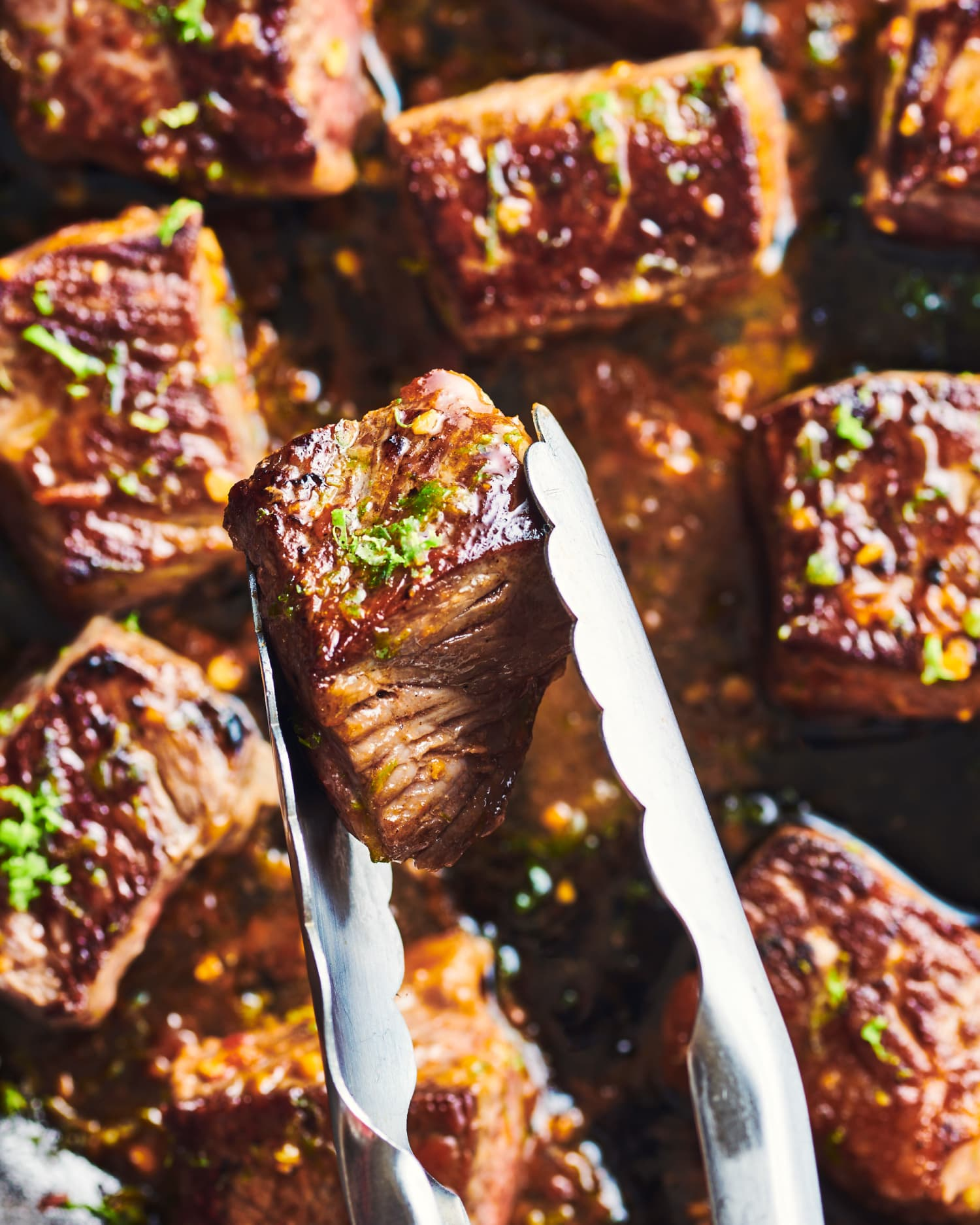 Chili-Lime Steak Bites Are a 3-Ingredient Win