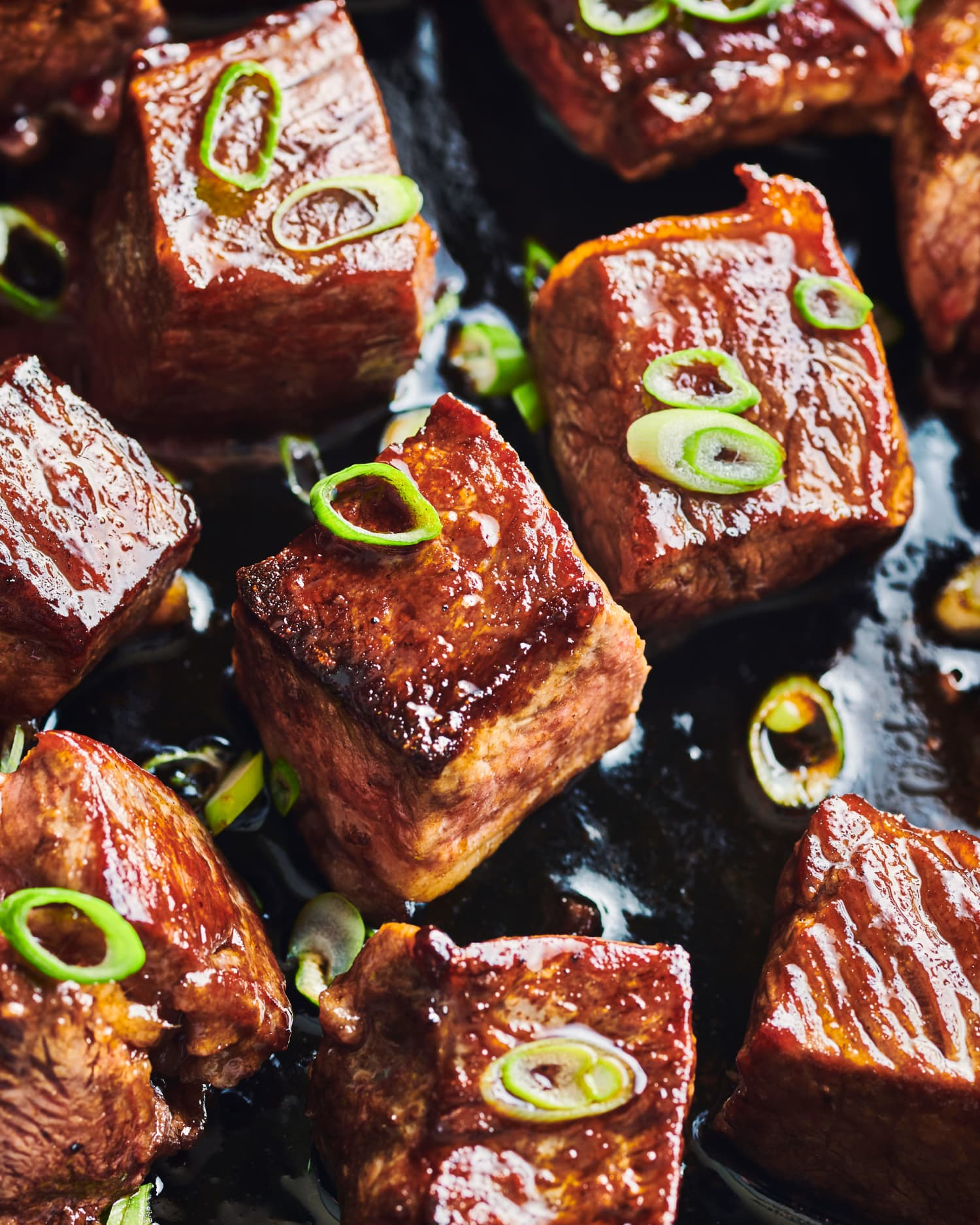 Treat Yourself to Honey-Balsamic Steak Bites Tonight