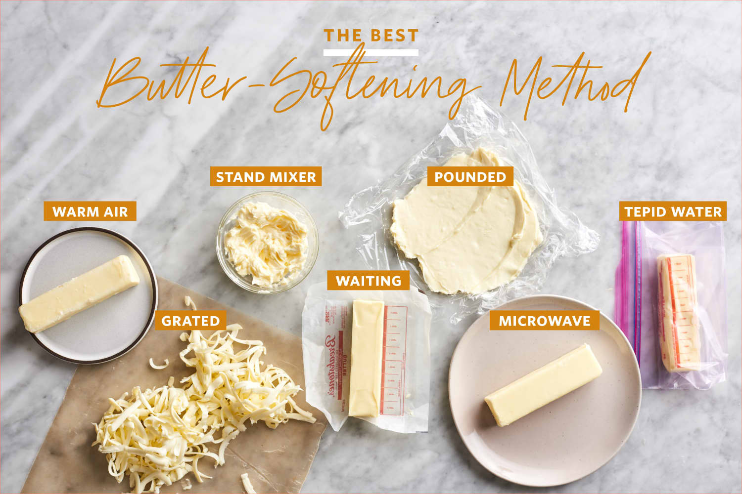 We Softened Butter 7 Different Ways and Found an Unexpected Favorite