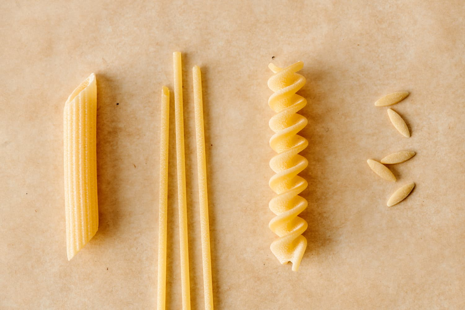 We Tried Dozens of Different Pasta Brands (in 4 Different Shapes) — And Yes, There Were Winners