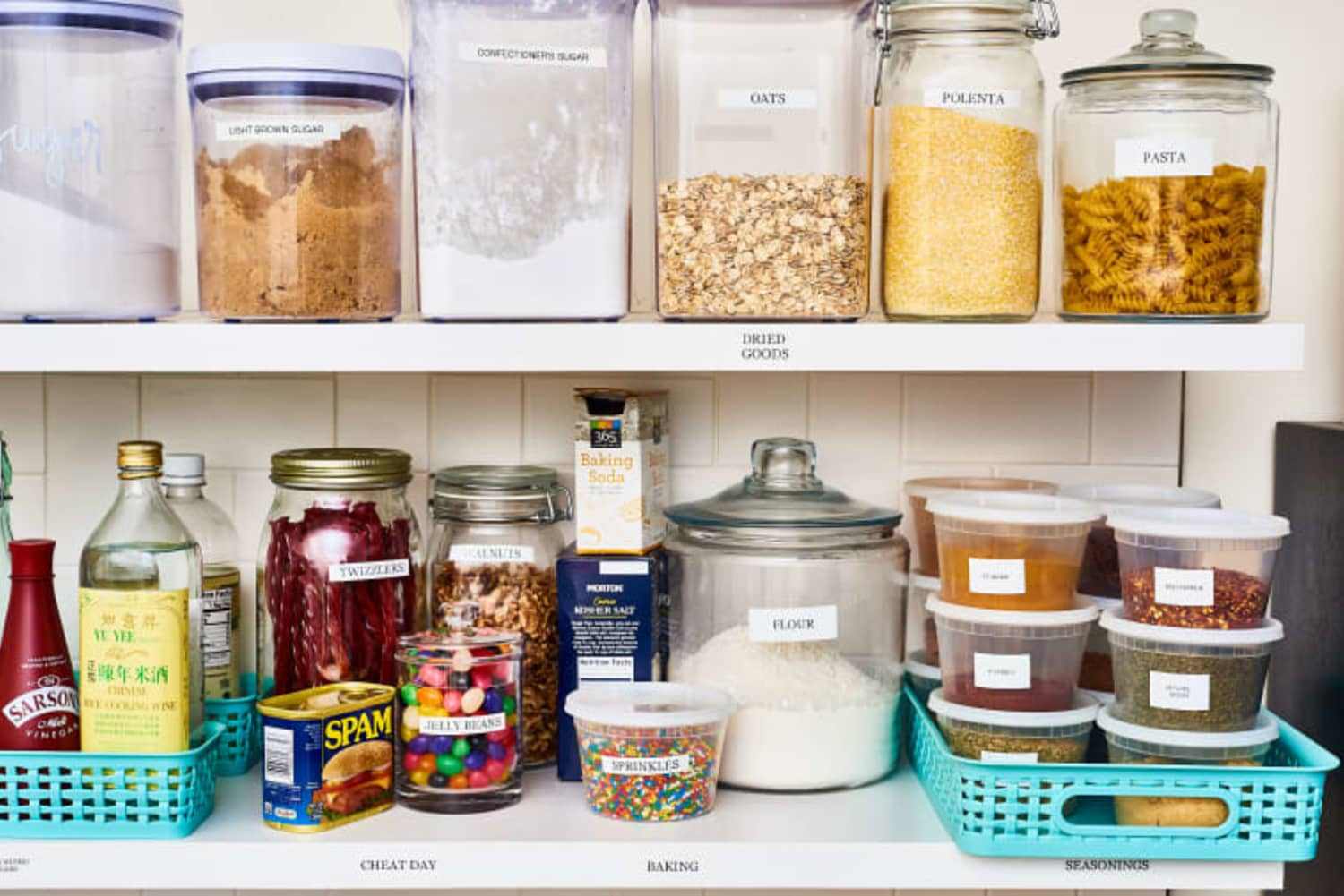 The 30 Most Brilliant Pantry Organizing Hacks of All Time