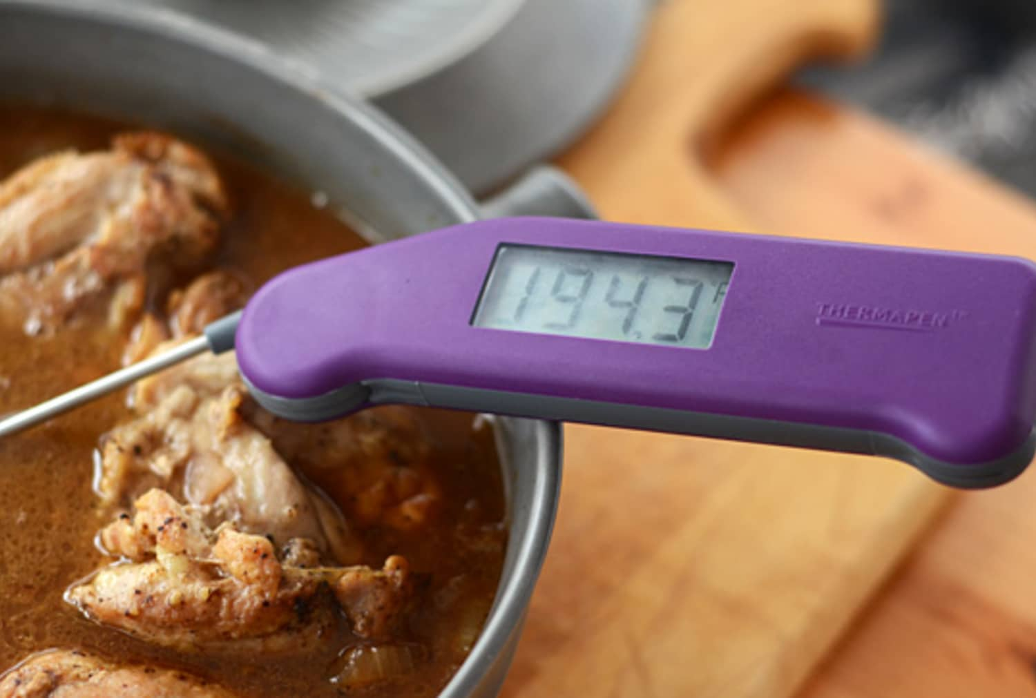The Game-Changing Meat Thermometer Our Editor-in-Chief Loves Is on Sale Just in Time for Holiday Cooking (and Gifting!)