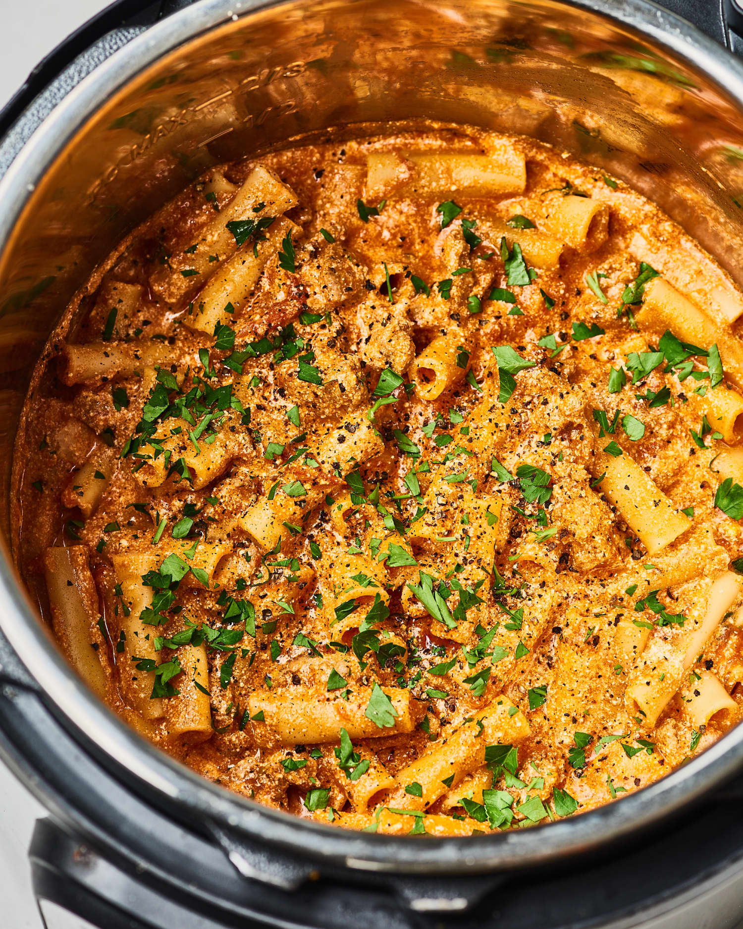 10 Ridiculously-Delicious Pasta Dinners to Make in Your Instant Pot