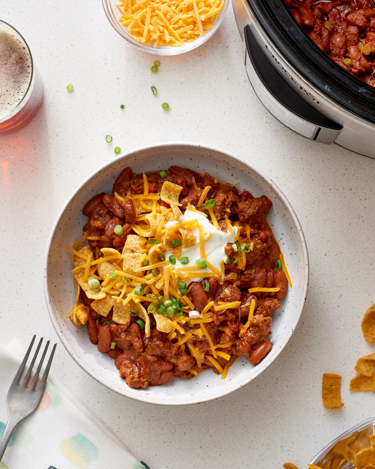 13 Must-Make Slow Cooker Chili Recipes, From Classic to Vegan