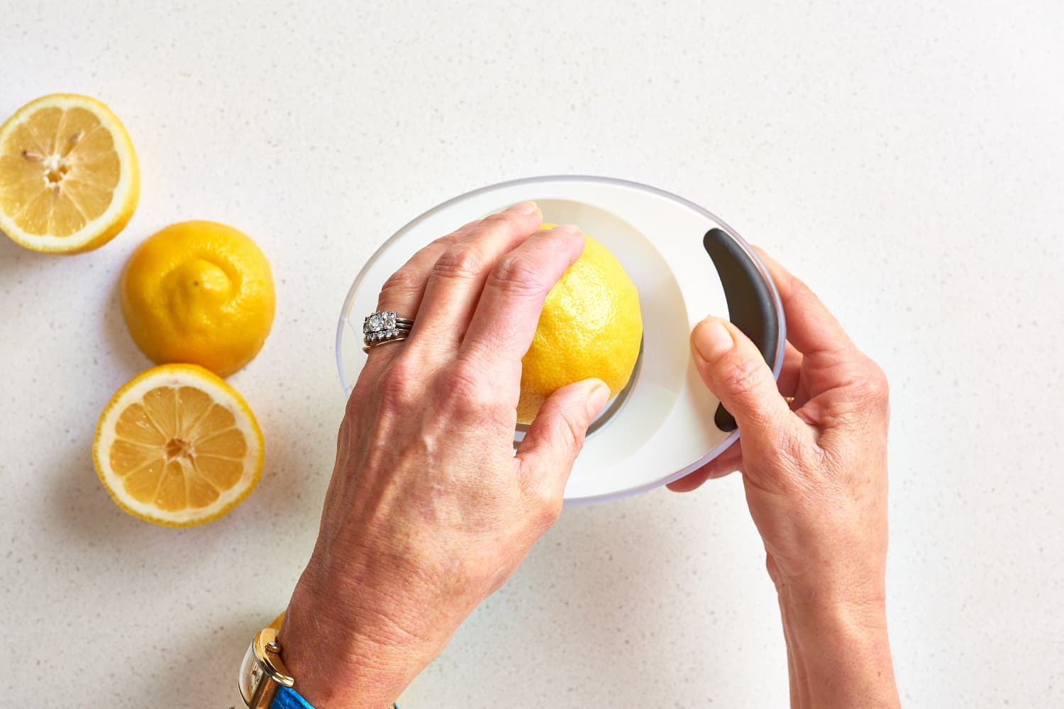 The Very Last Thing You Should Do with a Juiced Lemon Half Before You Toss It