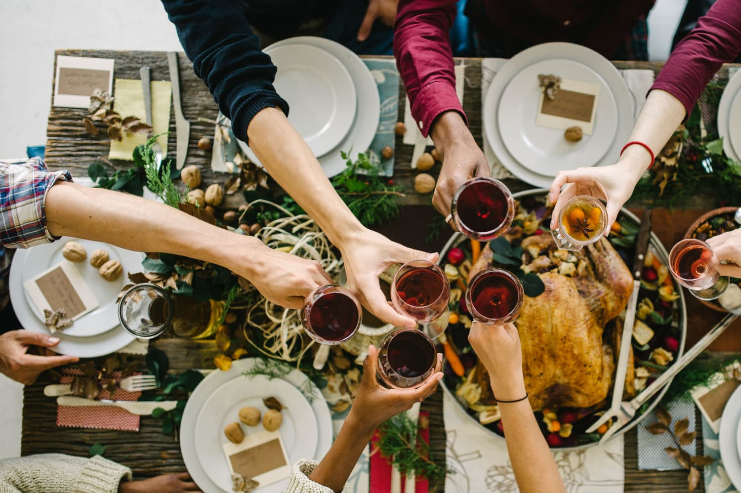 The Pottery Barn Holiday Entertaining Collection Is Here, and We're Ready to Celebrate