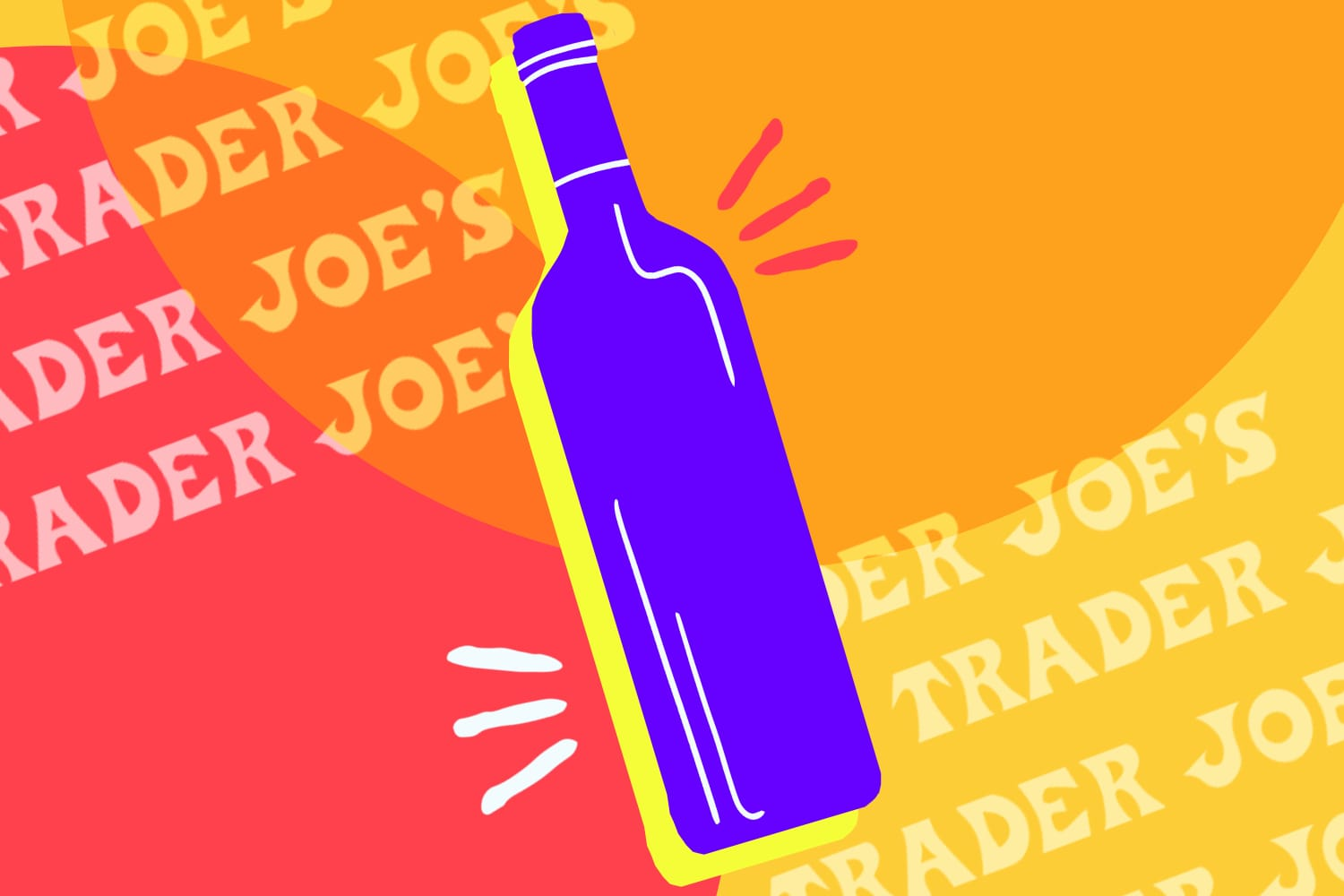 The 10 Best Summer Wines from Trader Joe's, According to a TikTok Sommelier