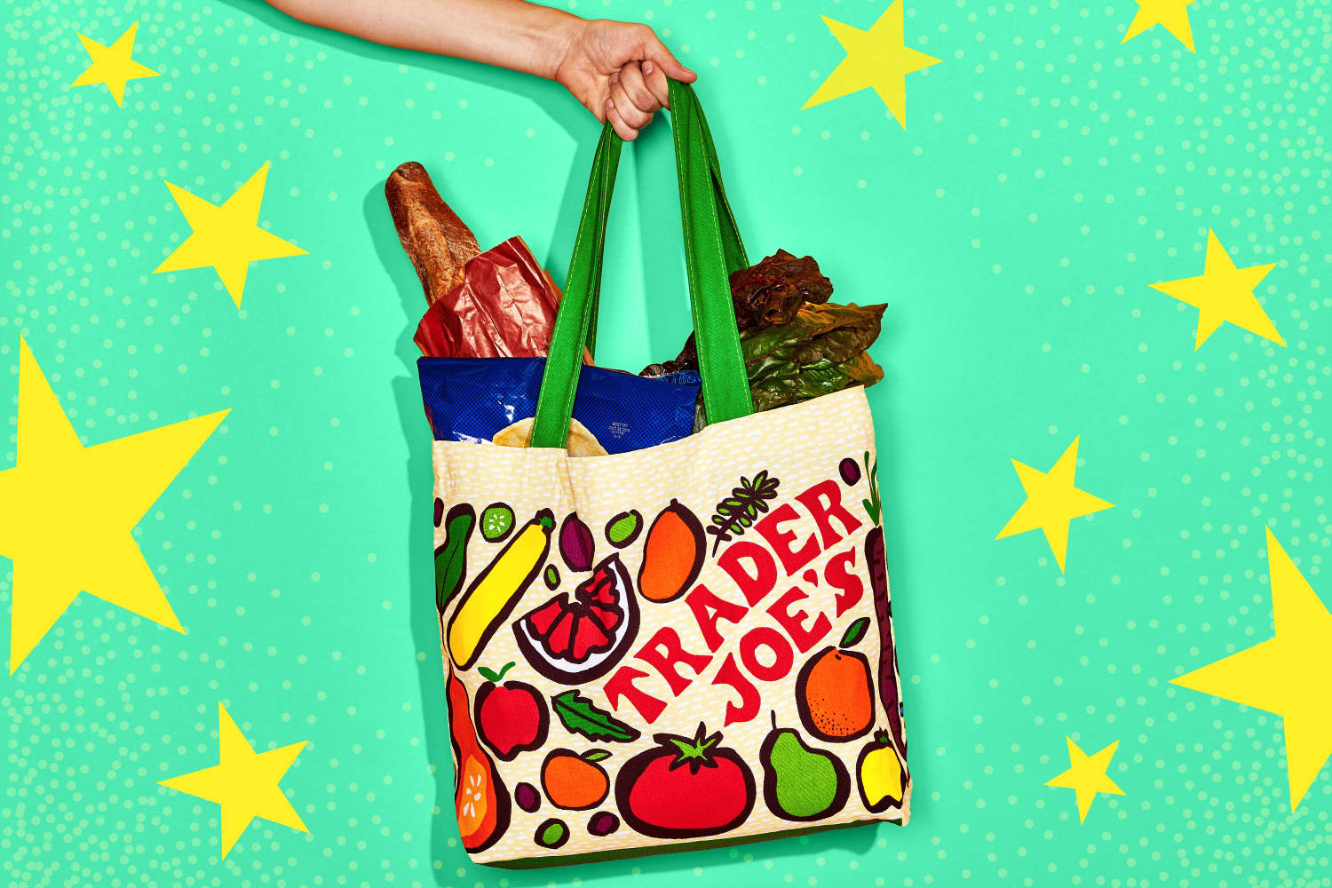 Trader Joe's Just Leaked Info on 6 New Items That Will Hit Stores Soon
