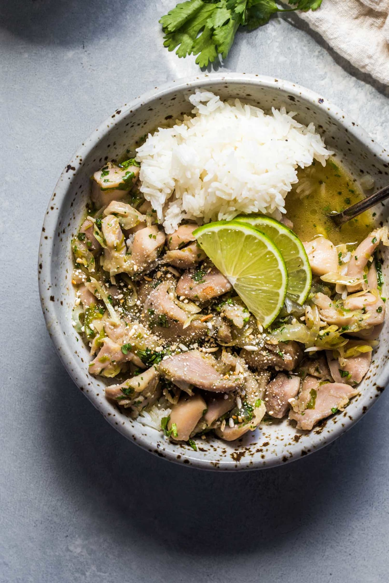 Vietnamese Lemongrass Chicken Is an Instant Winner