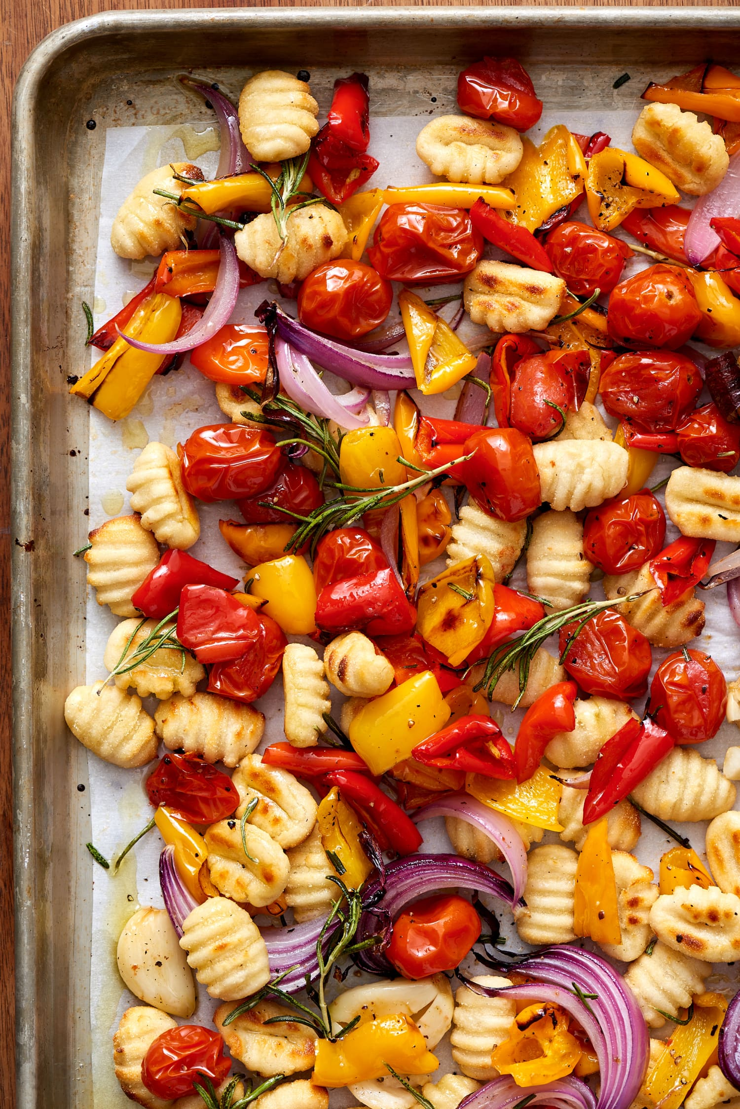10 Vegetarian Sheet Pan Dinners to Add to Your Meal Plan