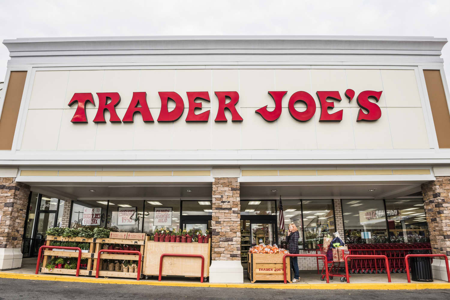 Trader Joe's Just Leaked Info on 2 Incredible New Cheeses That'll Hit Stores Soon