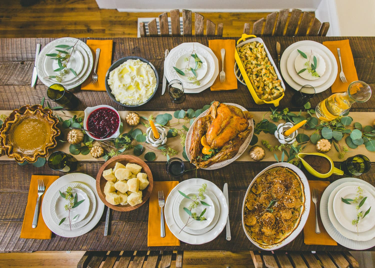 These Are America's Least Favorite Thanksgiving Dishes, According to Instacart