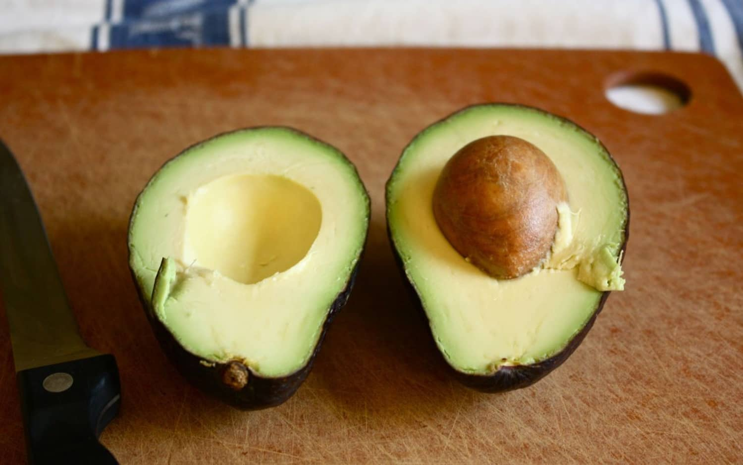This $8 Amazon Find Is the Secret To Keeping Cut Avocados Fresh and Green for (Almost) Two Weeks