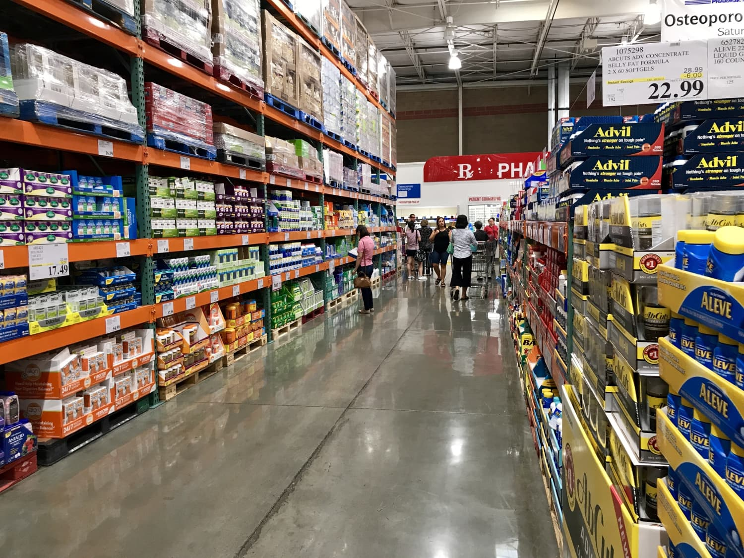 10 New, Good-For-You Snacks You Should be Buying from Costco Right Now