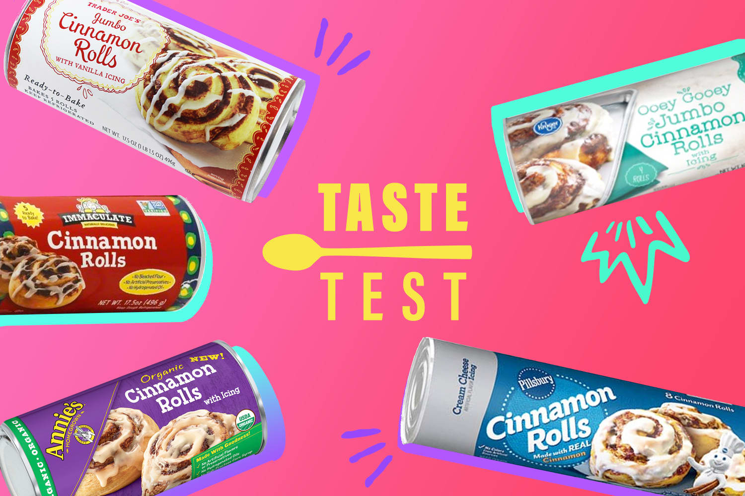 I Tried All the Canned Cinnamon Rolls I Could Find. Here Are My Favorites.