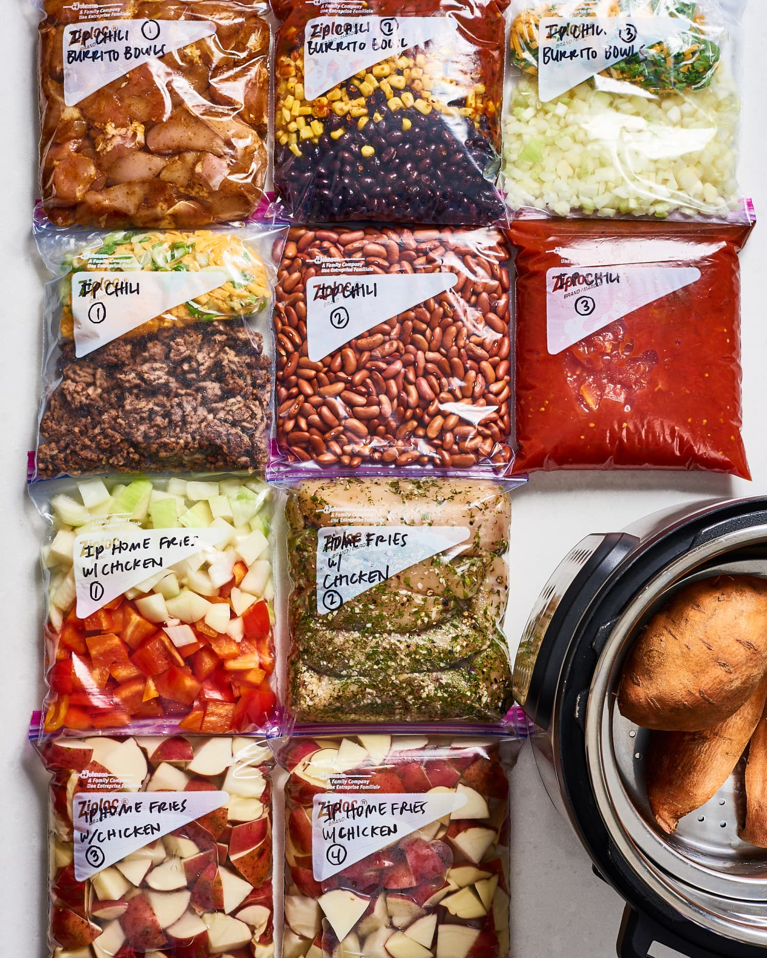 Here Are 5 Weeks of Easy Instant Pot Meal Plans