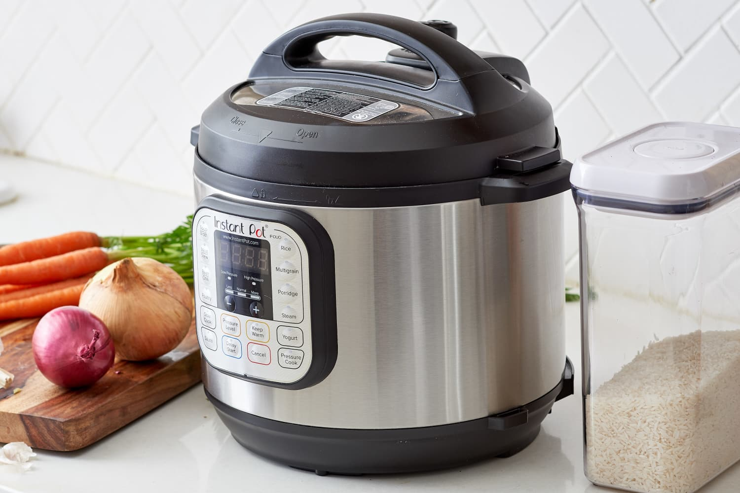 Into the Instant Pot - cover