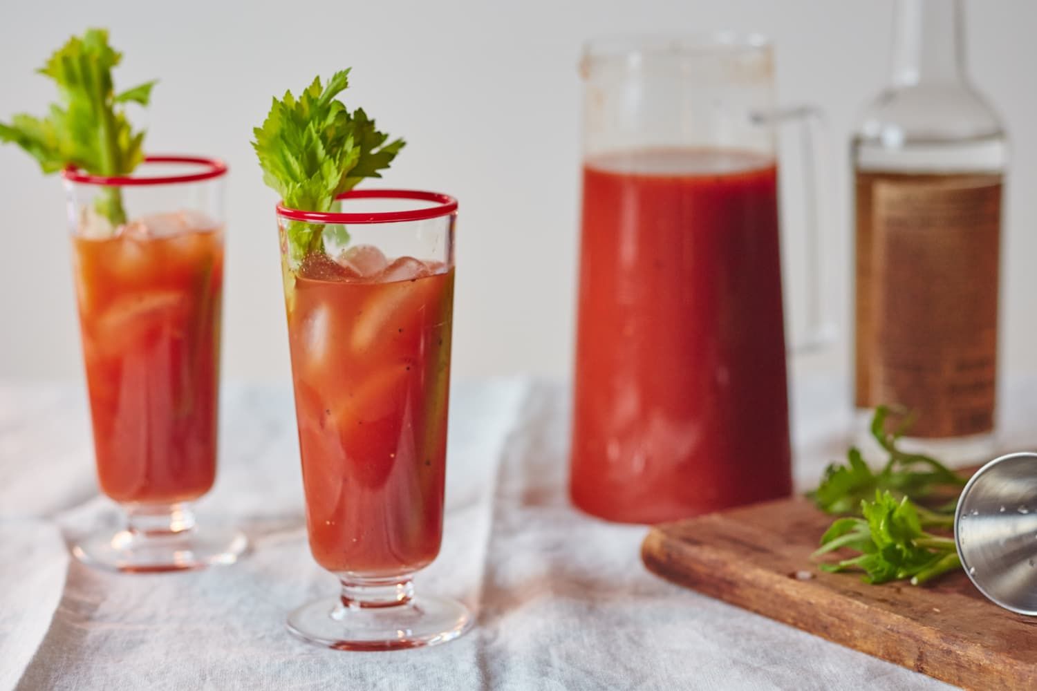 I Tried 11 Bloody Mary Mixes and Now These Are the Only Two I'll Buy