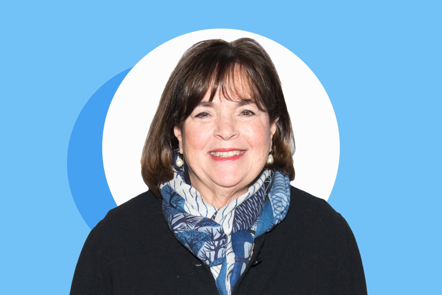 Ina Garten's Tip for Crisp-on-the-Outside, Gooey-on-the-Inside Chocolate Chip Cookies