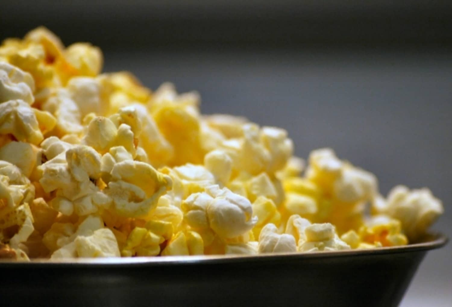 How to get Maximum Butter on Your Popcorn (with Minimal Sogginess)