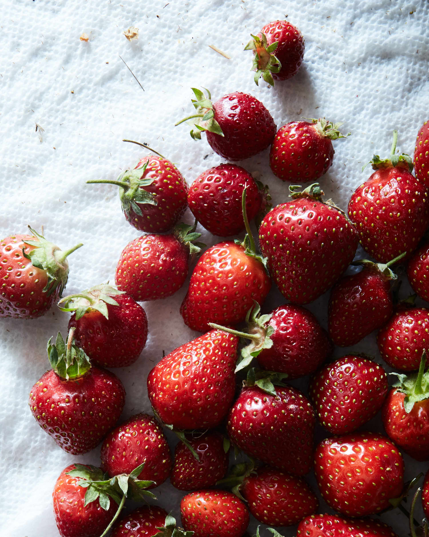 The Simple, Ingenious Trick That Makes Any Box of Strawberries Taste Amazing