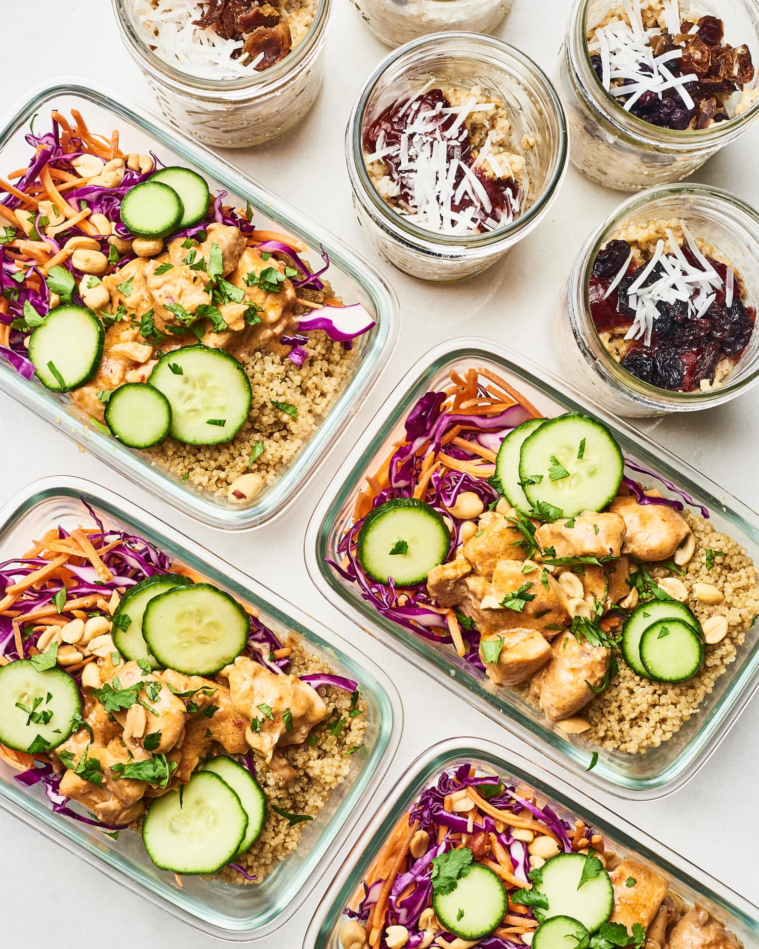 Meal Prep Happiness cover image