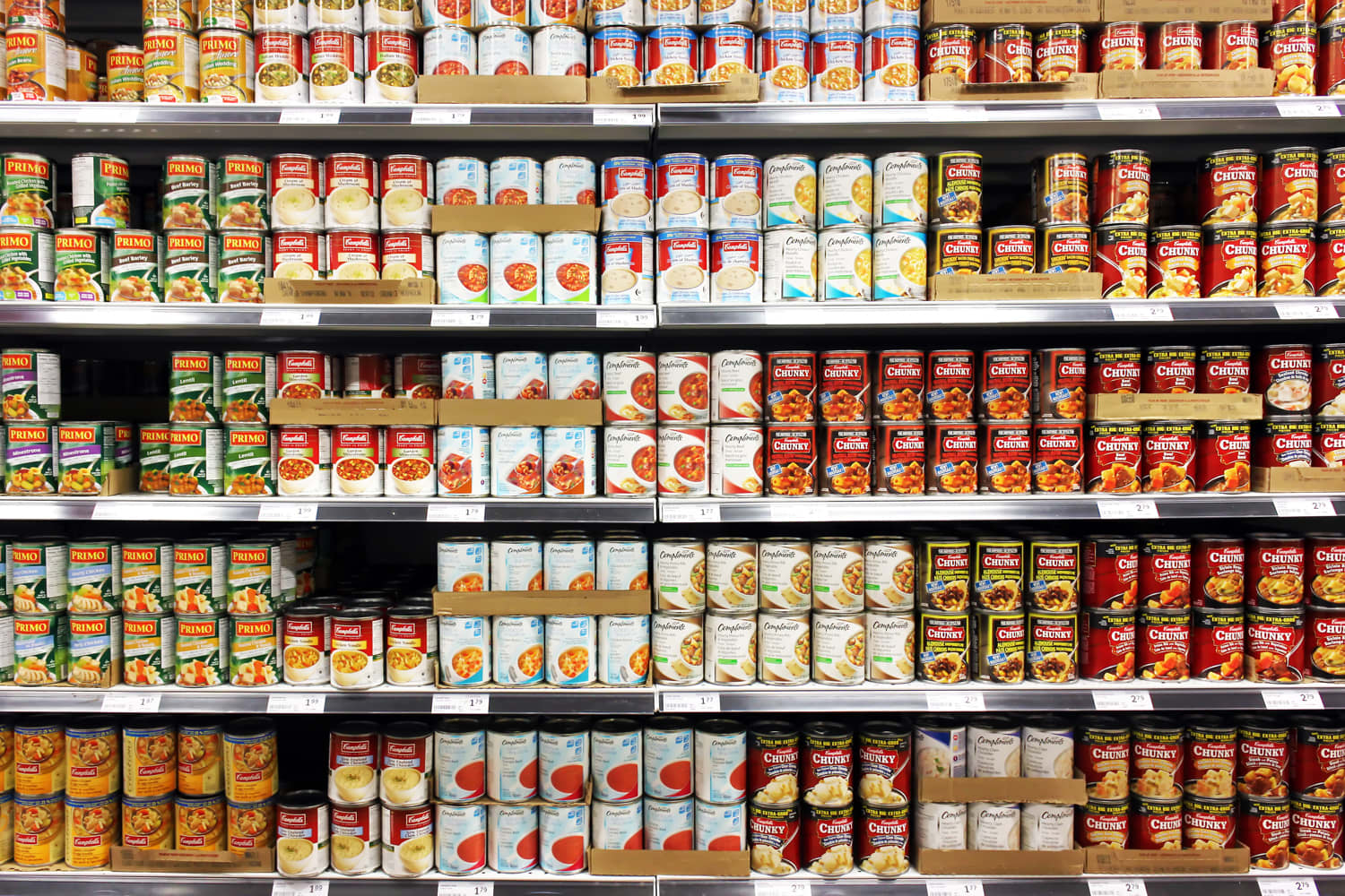 The 10 Best Canned Goods to Buy, According to a Nutritionist