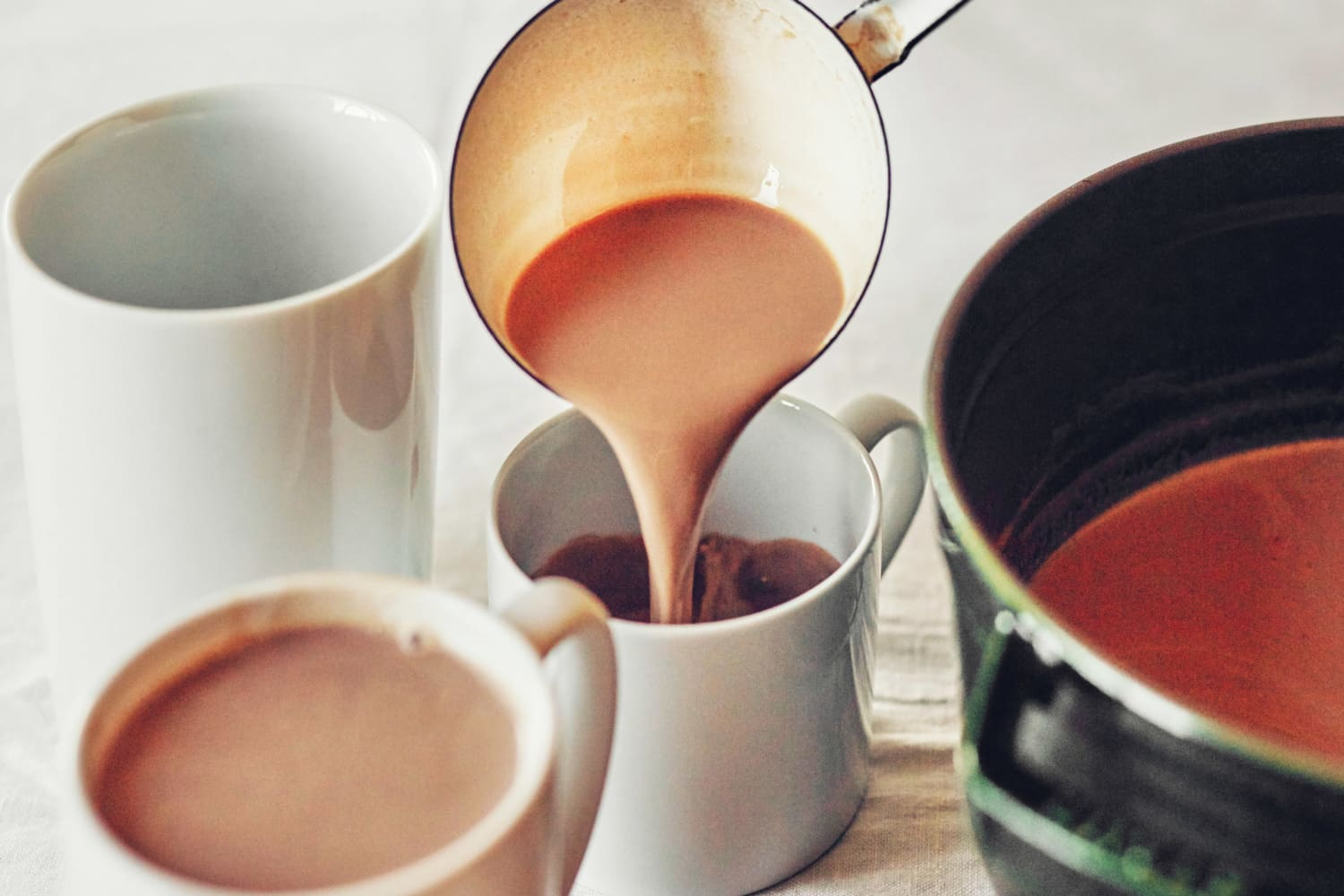 To Give Hot Chocolate a Major Upgrade, Try Adding Miso