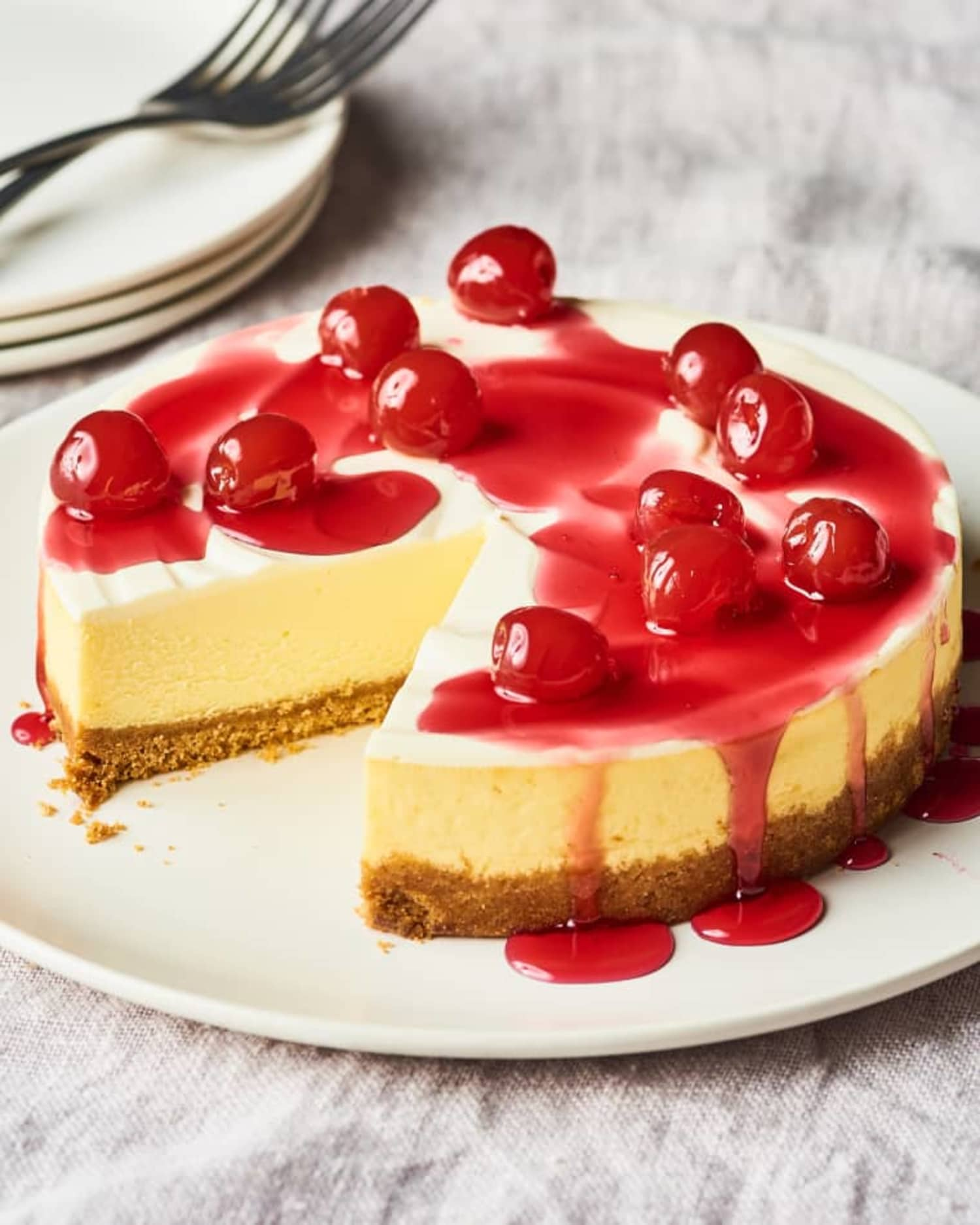 Honestly, This Is the Only Cheesecake Recipe Worth Making