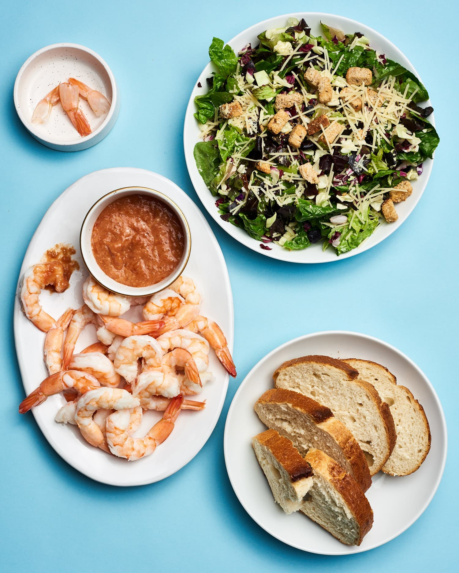 This 5-Minute Shrimp Dinner Is My Ultimate Summer Miracle Meal